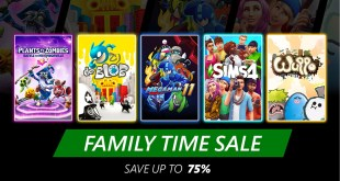 Family Time Sale: Great Discounts on a Variety of Games for the Whole Family