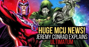 HUGE MCU NEWS! Jeremy Conrad Explains Marvel's Ultimatum Development