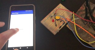 Hackster.io - Android Things - Remote LED - Part 3