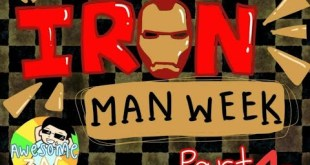 Iron Man Week Part 4: Iron Man Marvel Cinematic Universe Story Part 3