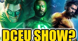 Is The Green Lantern TV Show In The DCEU? | DCEU Explained