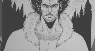 Just a speed drawing Logan :)                                    ...
