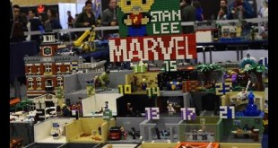 Lego Marvel Cinematic Universe tribute / Tributo en Lego al Universo Cinematográfico de Marvel