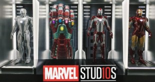 MARVEL 10 YEARS OF HEROES EXHIBITION