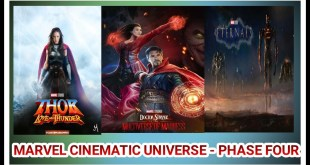 MARVEL CINEMATIC UNIVERSE : PHASE 4 UPCOMING MOVIES ||marvel 6 upcoming movies after Avenger Endgame
