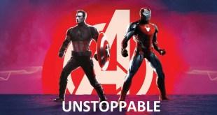 Marvel Cinematic Universe - In Just 3 Minutes - Unstoppable - Captain Unique