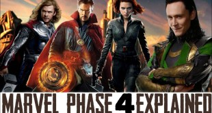 Marvel Phase 4 Explained | In Telugu | Marvel Cinematic Universe | Filmy Saga.