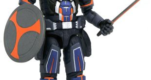 Marvel Select Taskmaster Black Widow Movie Figure Fully Revealed & Photos!