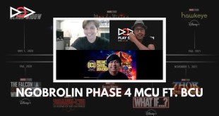 NASIB MARVEL CINEMATIC UNIVERSE PHASE 4 FT. RYAN BREAKDOWN CHANNEL UNIVERSE