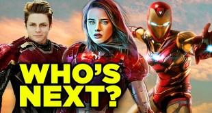 Next Iron Man After Tony Stark Explained! Marvel Phase 4 Young Avengers Theory!
