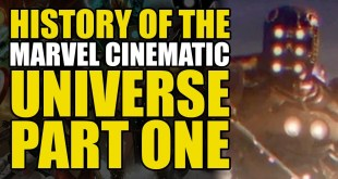 Origin of The MCU Celestials: A History of The MCU Part 1