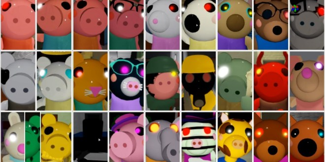 Roblox Piggy All Jumpscares Epicheroes Movie Trailers Toys Tv