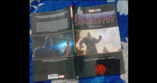 Review / Avengers EndGame Prelude / English Comic / Marvel Cinematic Universe MCU Avenger Studios