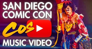 SDCC San Diego Comic Con - Cosplay Music Video 2013
