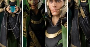 SH Figuarts Loki Figure Up for Order & Getting a US Release! (Bandai Avengers)