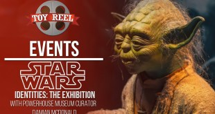 STAR WARS™ Identities: The Exhibition @ The Powerhouse Museum with Damian McDonald