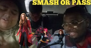 Smash or Pass (Marvel Cinematic Universe) Edition Part 2