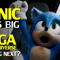 Sonic a massive hit, SEGA Cinematic Universe could be next, and Sony are kicking themselves over it!