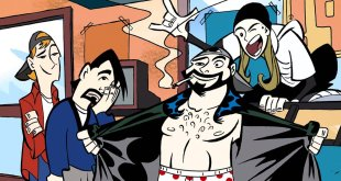 The Animated Series Revival Is Being Pitched by Kevin Smith