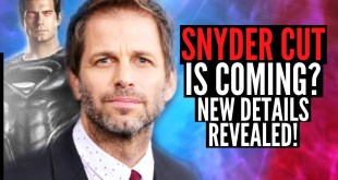 The Synder Cut Is REAL And IT IS COMING! A Win For The DCEU? Breakdown Here!