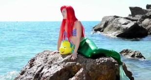 Video Cosplay : La Petite Sirène 2 (Little Mermaid 2)