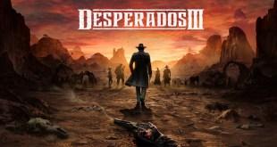 Violent Puzzles and a Party of Five in Desperados III