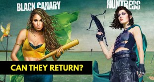 4 Places Where DCEU Black Canary and Huntress Could Next Appear