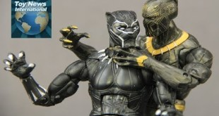 "Black Panther Movie 6"" Marvel Legends Erik Killmonger Figure Review"
