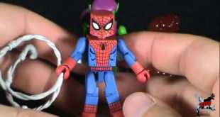 """Collectible Spot - Diamond SelectMarvel Minimates""""Best of""""Spider-man and Green Goblin"""