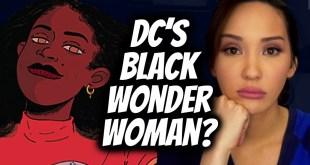 DC's NEW Black Wonder Woman Comic: More Woke Garbage? NUBIA