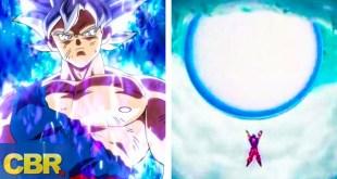 Dragon Ball: 10 Things About Ultra Instinct That Make No Sense