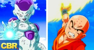 Dragon Ball: Every Race's Strongest Character