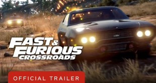 Fast & Furious Crossroads - Official Gameplay Trailer