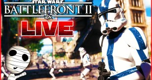 Fette Star Wars Action am Abend! 🔴 Star Wars Battlefront 2 // Ps4 Livestream