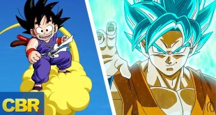 Goku's Evolution: Biggest Changes From Episode 1 Of Dragon Ball To Now