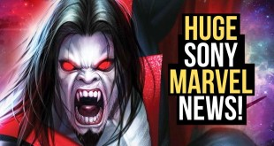 HUGE SONY MARVEL NEW! Morbius DELAYED & Michael Bay Does A Marvel Movie?