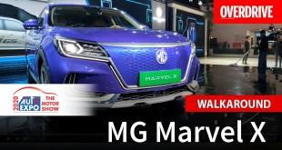MG Marvel X walkaround review I Auto Expo 2020