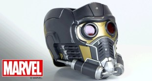 Marvel Legends - 'Star-Lord Electronic Helmet' Designer Desk