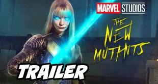 Marvel New Mutants Trailer - Marvel Phase 4 Trailer Easter Eggs Breakdown
