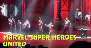 Marvel Super Heroes United - Full Show at Walt Disney Studios in Paris