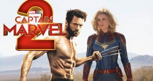 NEW Wolverine And Captain Marvel Cross Over In The MCU - What Would Happen?