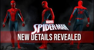 NEW details revealed for Spider Man ride coming to Marvel Land