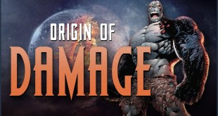 Origin Of Damage - DC Comics Version Of The Hulk