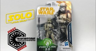 "Solo: A Star Wars Story Mimban Stormtrooper 3.75"" Hasbro Figure Review"