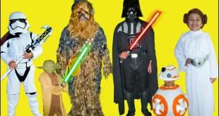 Star Wars Cosplay Halloween 2018 Costumes