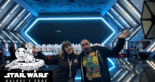 Star Wars: Rise of the Resistance at Disneyland for the First Time... And it Was Awesome!