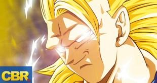 Super Saiyan 3 Is Dragon Ball Z's Weirdest Power Up