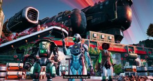 The Outer Worlds • Launch Trailer • FR • Switch