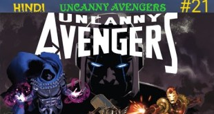 Uncanny Avengers #21 l Marvel Comics in Hindi l ComicBook Universe