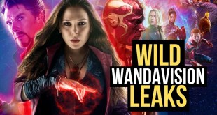WANDAVISION MCU UPDATES! Plot Leaks AND Surprise Marvel Character Intro!